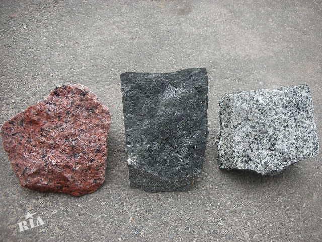 продам Бут, Бутовый камень от 150грн с доставкой бу в Киеве
