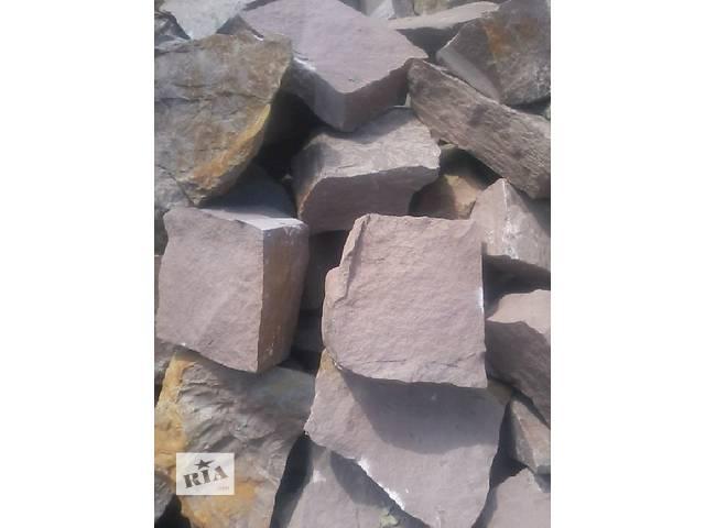 продам Теребовлянский бутовый камень бу в Тернополе