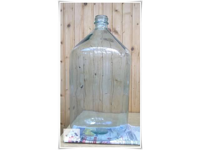 Бутыль стекляный 25 литров- объявление о продаже  в Тернополе