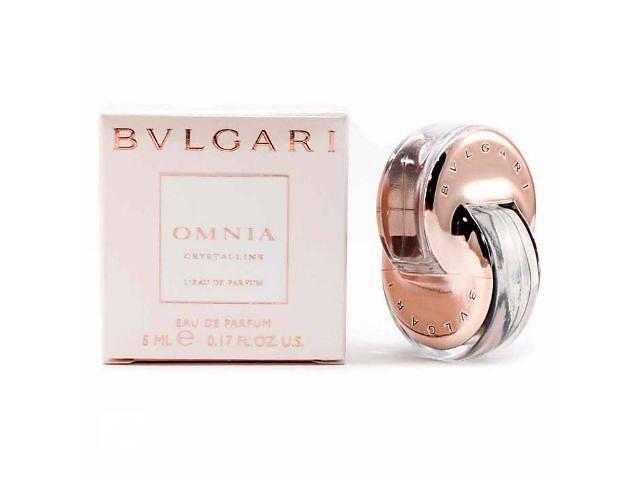 Bvlgari omnia crystalline парфюмированная вода (мини, 5 мл)- объявление о продаже  в Украинке (Киевской обл.)