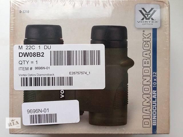 купить бу Бинокль Vortex Optics Diamondblack 10x32 из США в Борисполе