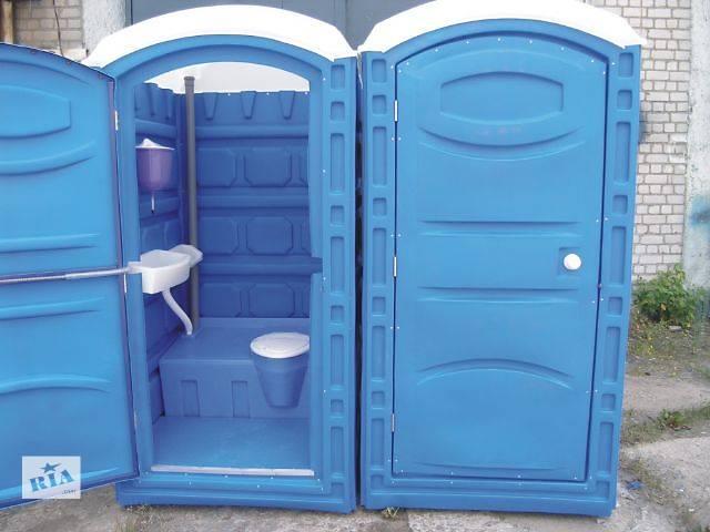 бу Биотуалет,туалетная кабинка. в Харькове