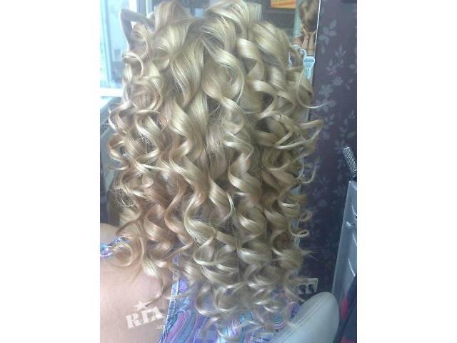 Биозавивка волос, биозавивка Киев, биозавивка цена, биозавивка фото- объявление о продаже  в Киеве