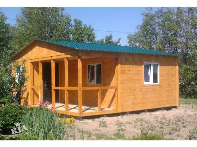 купить бу Бытовки дачные и строительные от производителя. в Киеве
