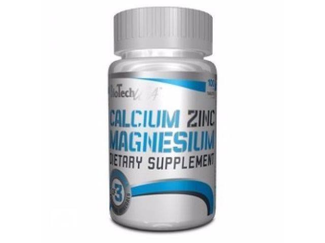 Витаминные комплексы  Zinc Magnesium