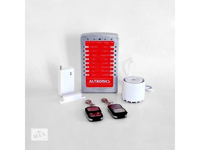 продам Бюджетная беспроводная сигнализация Altronics AL-90 Mini KIT бу в Житомире