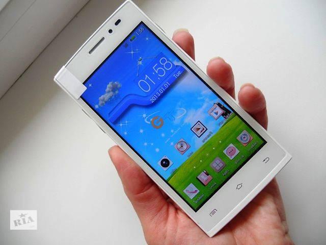 """бу Бюджетный смартфон НТС GT-M7  (экран 4,5"""" Android 4.2.2) Качество! в Запорожье"""