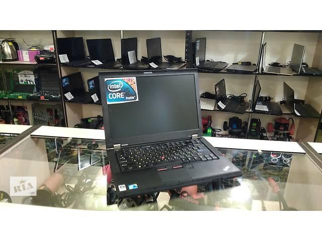 бизнес Lenovo 14 i5 4 ядра 4 озу 320 винт, 2 видеокарты - объявление о продаже  в Виннице