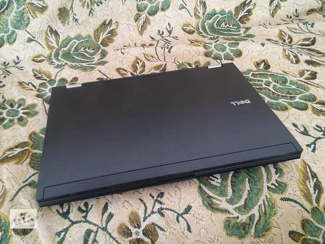 Бизнес ноутбук Dell 2 ядра 2x2.4GHz, 2гб\80гб, eSata, АКБ 2 часа- объявление о продаже  в Харькове
