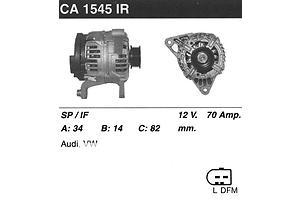Новые Генераторы/щетки Audi A4