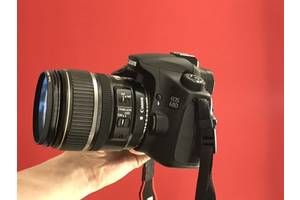 б/у Цифровые фотоаппараты Canon EOS 60D Kit (17-85)