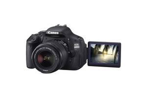 Зеркальные фотоаппараты Canon EOS 600D