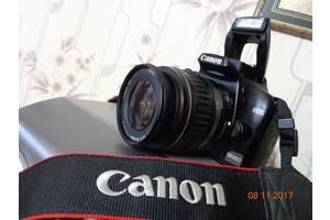 б/у Зеркальные фотоаппараты Canon EOS 1000D
