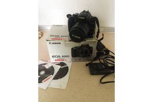 б/у Зеркальные фотоаппараты Canon EOS 450D
