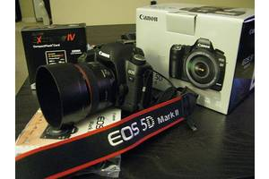 Новые 9'' Canon EOS 5D Mark II Kit (24-105)