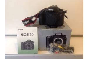 Новые Зеркальные фотоаппараты Canon EOS 7D Kit (15-85 IS)