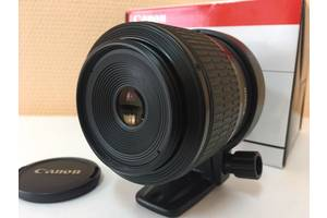 б/у Объективы макро Canon