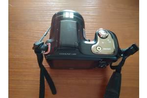 б/в Напівпрофесійні фотоапарати Nikon CoolPix L110 Black