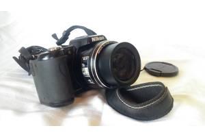 Цифровые фотоаппараты Nikon CoolPix L110 Black