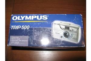 б/у Пленочный фотоаппарат Olympus