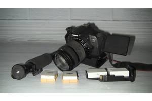 б/у Зеркальные фотоаппараты Canon