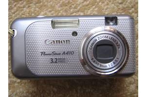 б/в Цифровые фотоаппараты Canon
