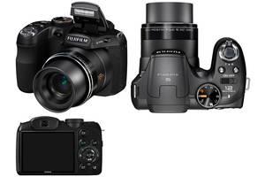 б/у Полупрофессиональные фотоаппараты Fujifilm FinePix S2500HD