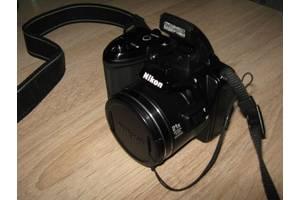 б/у Цифровые фотоаппараты Nikon CoolPix L120 Black
