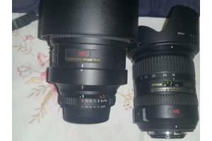 б/у Профессиональные фотоаппараты Nikon D3000