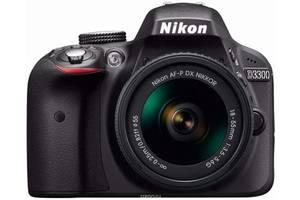 Новые Зеркальные фотоаппараты Nikon D3000 Kit (18-55 VR)