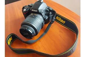 б/у Полупрофессиональные фотоаппараты Nikon D5100 Kit (18-55 VR)