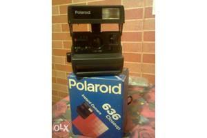 б/у Фотоаппараты, фототехника Polaroid