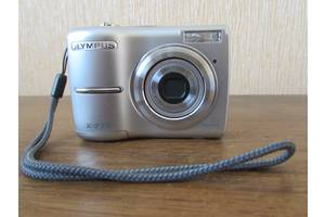 б/у Цифровые фотоаппараты Olympus