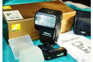 Внешние фотовспышки Nikon
