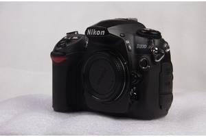 б/у Дзеркальні фотоапарати Nikon