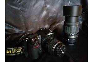 б/в Зеркальные фотоаппараты Nikon