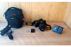 б/у Зеркальные фотоаппараты Nikon D3100 Kit (18-55 VR)