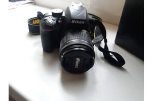 Новые Фотоаппараты, фототехника Nikon D3000 Kit (18-55 VR)