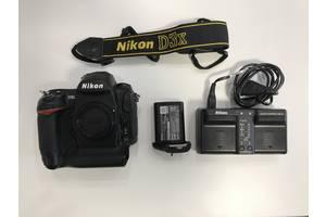 б/у Профессиональные фотоаппараты Nikon D3X