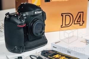 Новые 9'' Nikon D3X