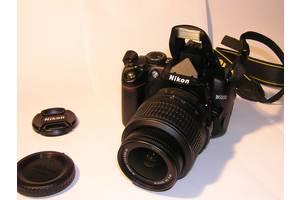 б/у Фотоаппараты, фототехника Nikon D5000 Kit (18-55 VR)