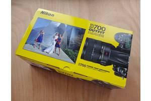б/в Фотоапарати, фототехніка Nikon D700