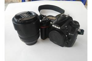 б/у Фотоаппараты, фототехника Nikon D7000 Kit (18-105 VR)