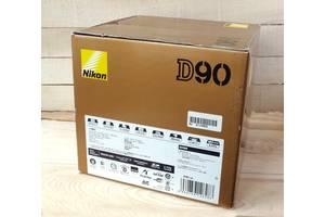 б/в Фотоапарати, фототехніка Nikon D90