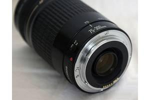Нові Телеоб'єктиви Canon