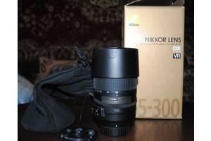 б/у Зеркальные объективы Nikon D3100 Kit (18-55 VR + 55-300 VR)