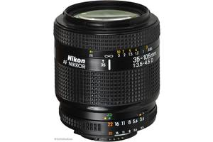 б/у Сменные объективы Nikon D90