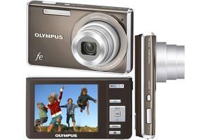 Цифровые фотоаппараты Olympus