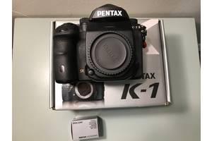 Новые Зеркальные фотоаппараты Pentax