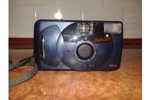 б/у Плівковий фотоапарат